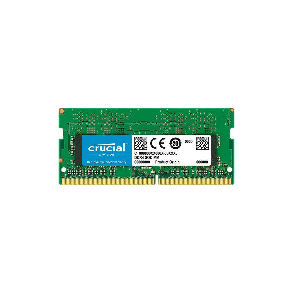 Memória 4GB DDR4 2400Mhz CL17 Crucial - Compatível com E480 - G053000207