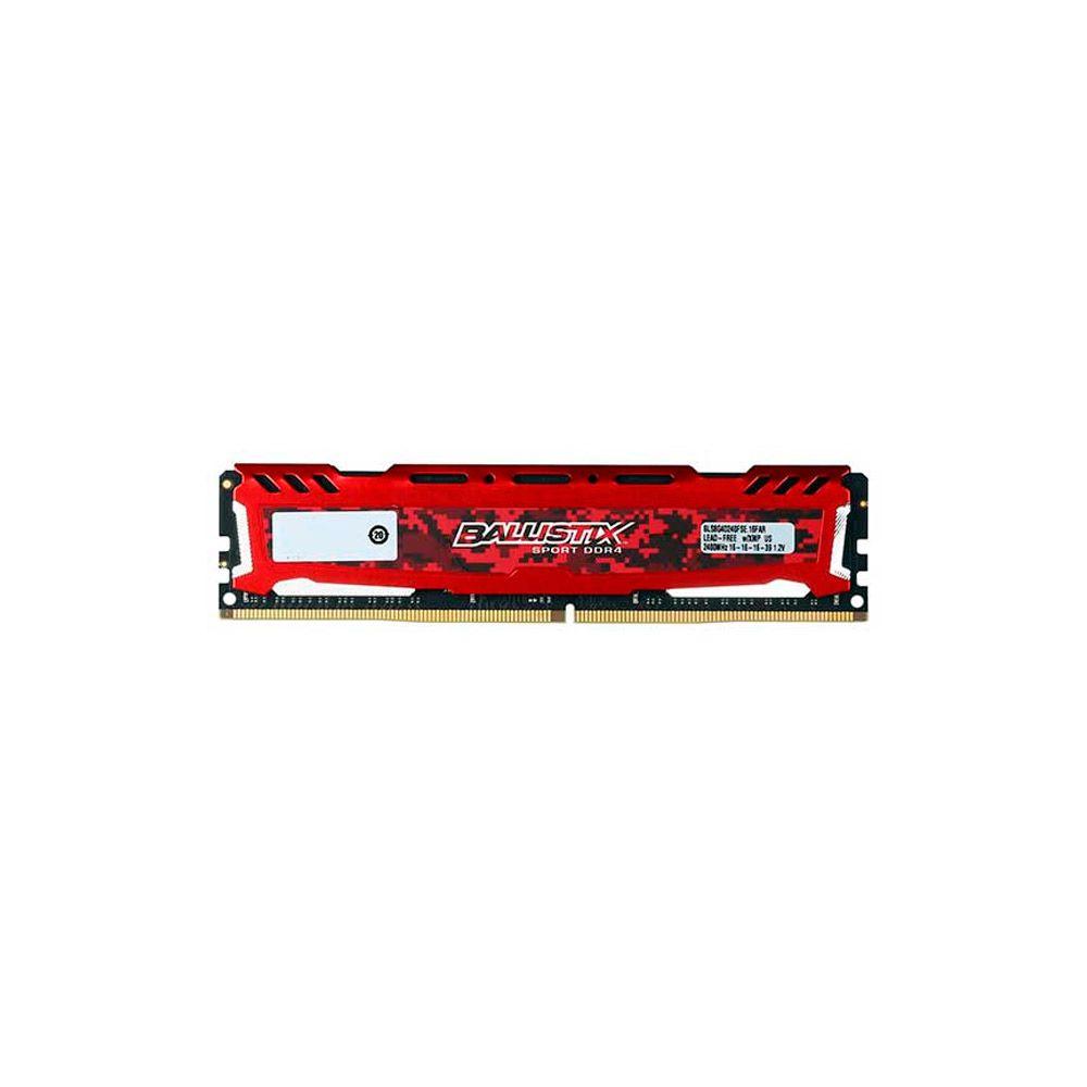 Memória 16GB DDR4 2400Mhz Ballistix - G053000178