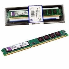 Memória DDR3 1600 8GB Kingston - KVR16LN11/8 *