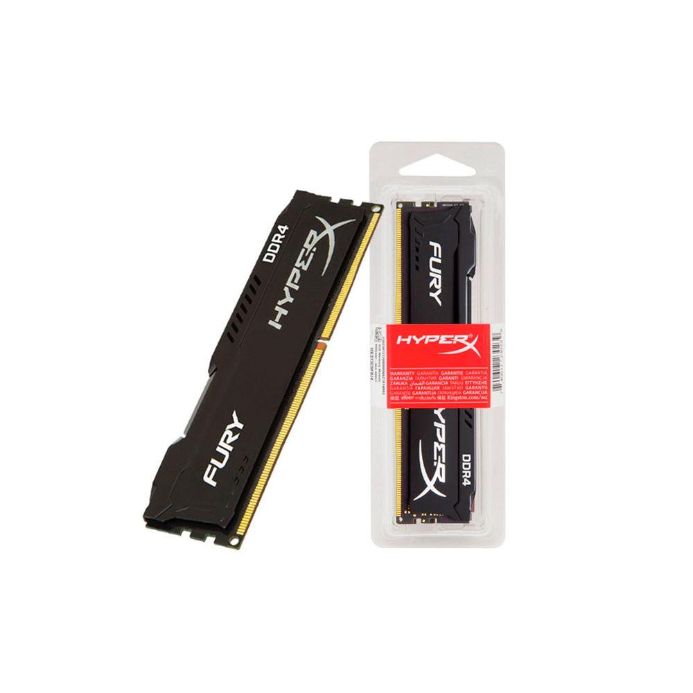 Memória 4GB DDR4 2400Mhz CL15 Hyperx - HX424C15FB/4