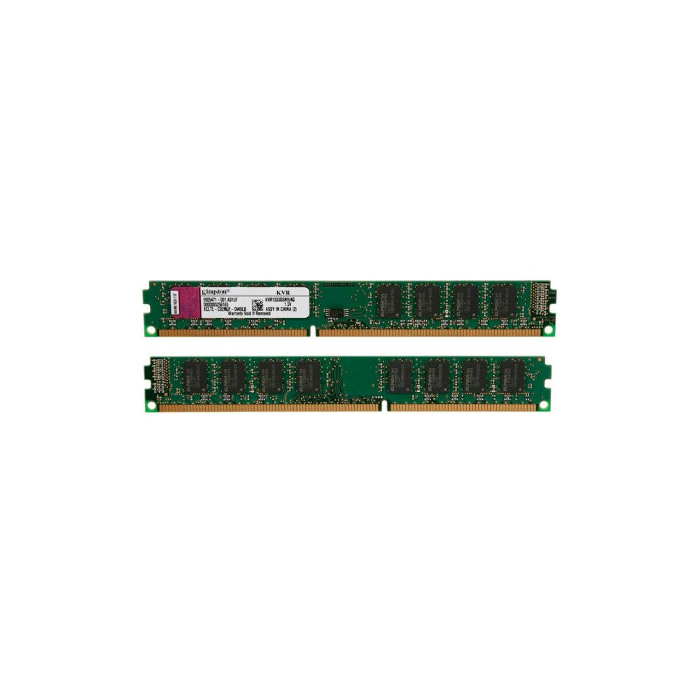 Memória 4GB DDR3 1333Mhz CL9 Kingston - G053000074