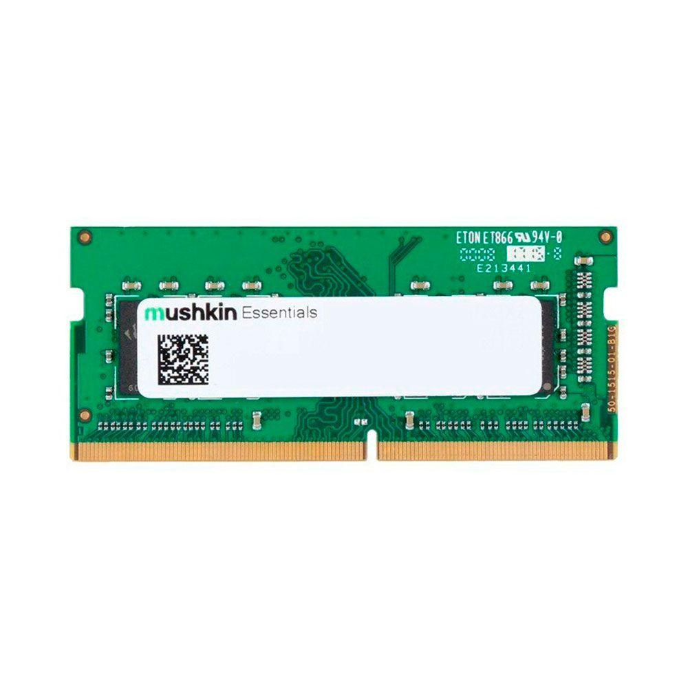 Memória Mushkin Essentials 4GB DDR4 2666Mhz CL17 MES4S266KF4G Note
