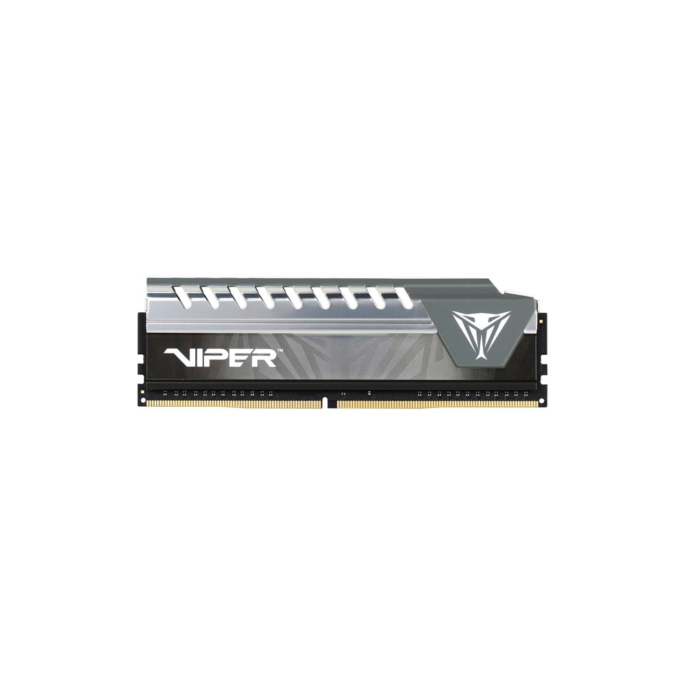 Memória Patriot Viper 8GB DDR4 2400Mhz CL16 PVE48G240C6GY