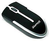 Mini mouse usb otico preto max 1pc - 60323-4 - Maxprint