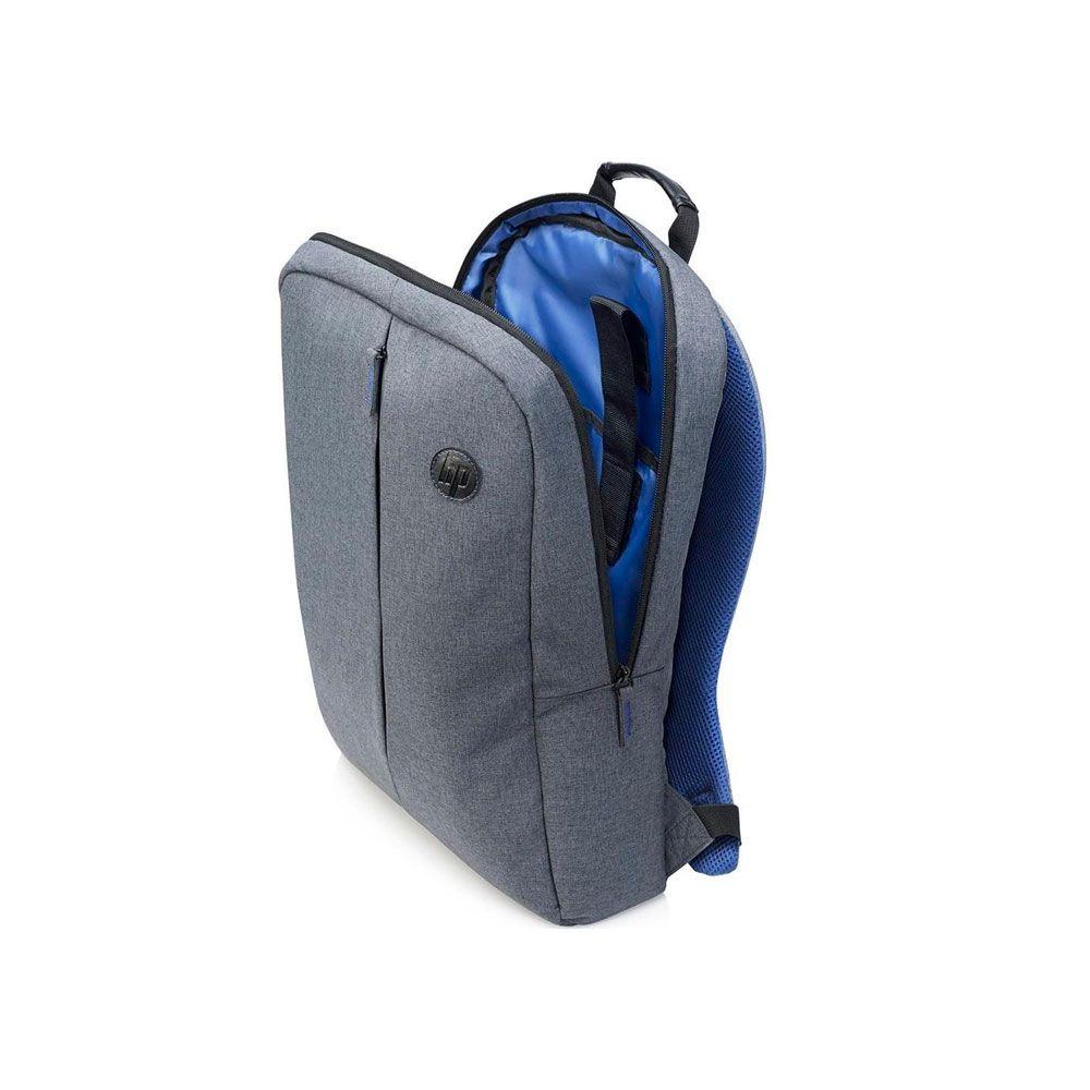Mochila HP Atlantis p/ Notebook até 15.6´ Slim - Cinza - KOB39AA - KOB39AA