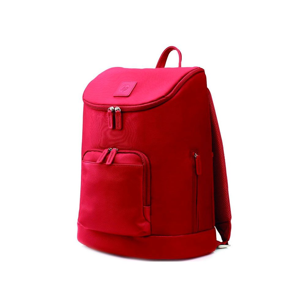 Mochila HP Cayman p/ Notebook até 15.6´ T0E14AA Vermelha