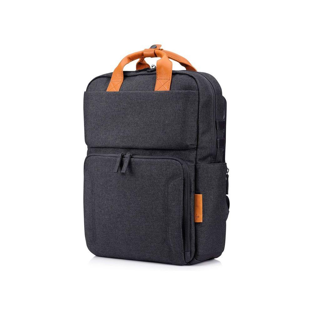 Mochila HP Envy Urban p/ Notebook até 15.6´  Cinza 3KJ72AA - 3KJ72AA