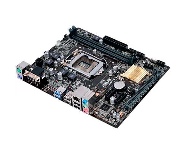 Mother Asus H110M-CS/BR DDR4 USB 3.0 LGA1151