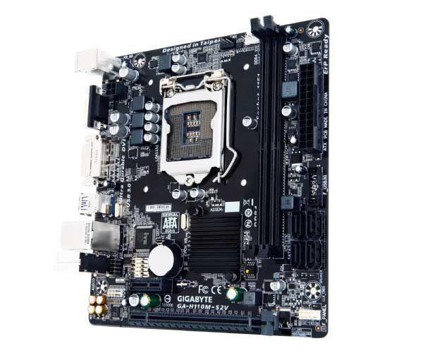 Mother Gigabyte GA-H110M-S2V DDR4 LGA 1151