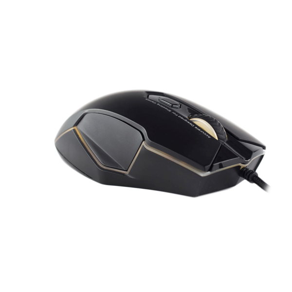 Mouse Gamer Hoopson Programável Switch Omron Panzer GT680 4000
