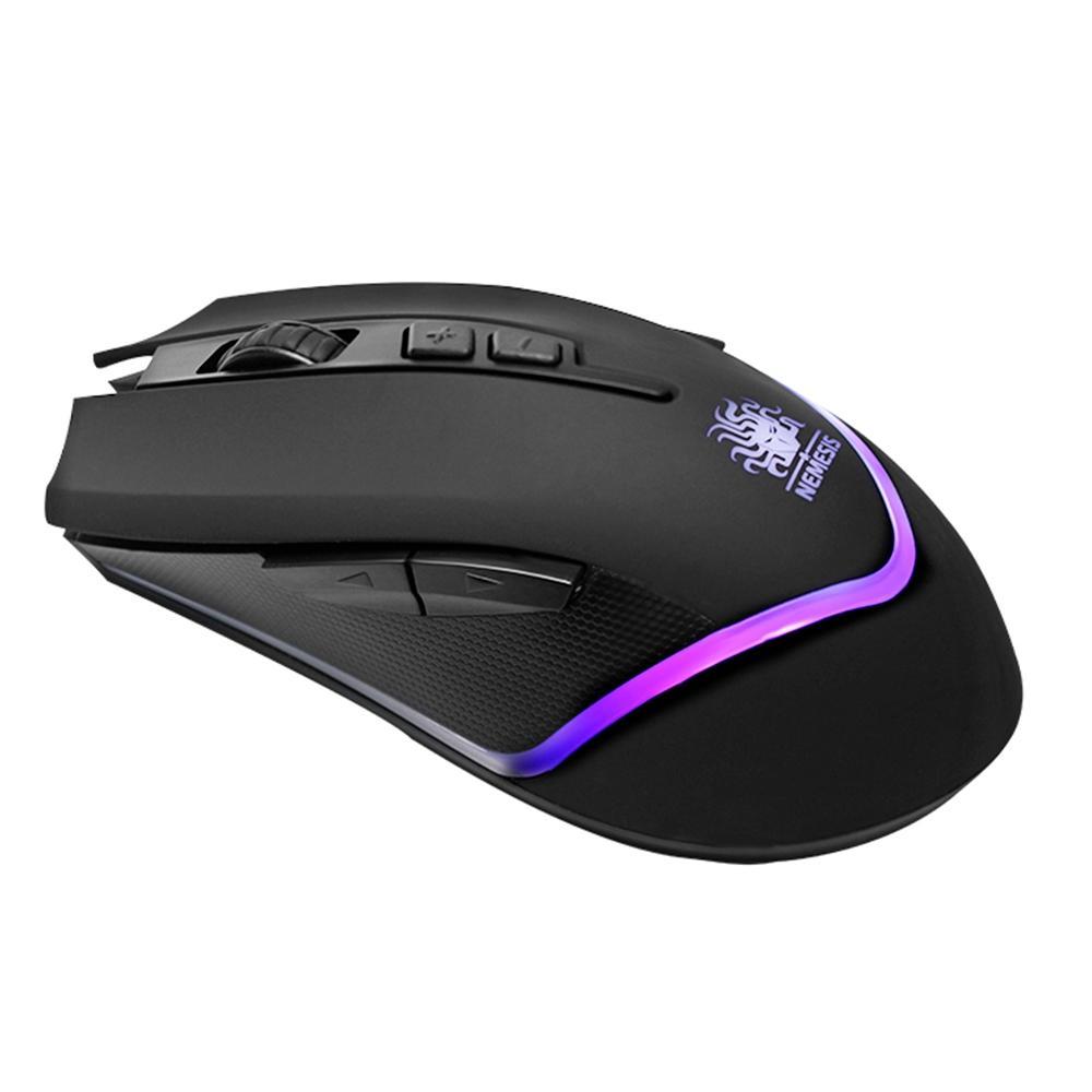Mouse Gamer Nemesis 7 Botões, 3200DPI - MG-01N 015-0068