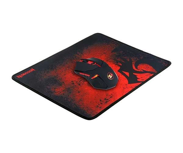 Mouse Gamer Redragon Centrophorus + Mousepad P016 - M601-BA