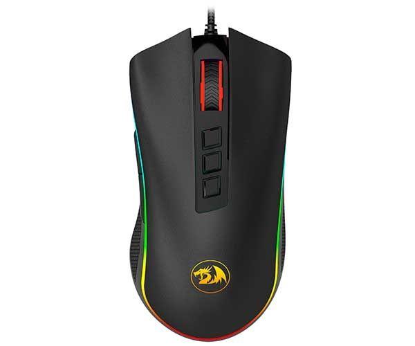 Mouse Gamer Redragon Chroma Cobra M711 RGB 10000 DPI