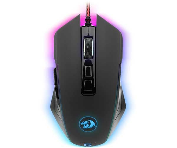 Mouse Gamer Redragon Chroma Dagger M715 RGB 10000 DPI