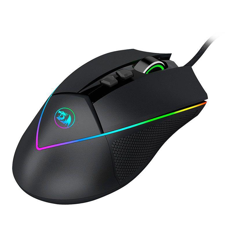 Mouse Gamer Redragon Chroma Emperor Chroma RGB, 12400dpi - M909