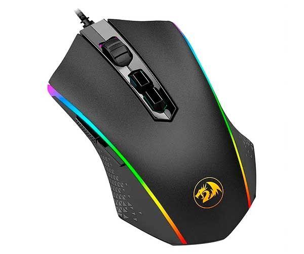 Mouse Gamer Redragon Nemeanlion Chroma M710 RGB 10000 DPI - M710