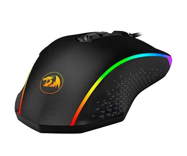 Mouse Gamer Redragon Nemeanlion Chroma M710 RGB 10000 DPI