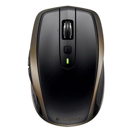 Mouse Logitech MX Anywhere 2S Sem Fio Recarregável Unifying 4000 DPI