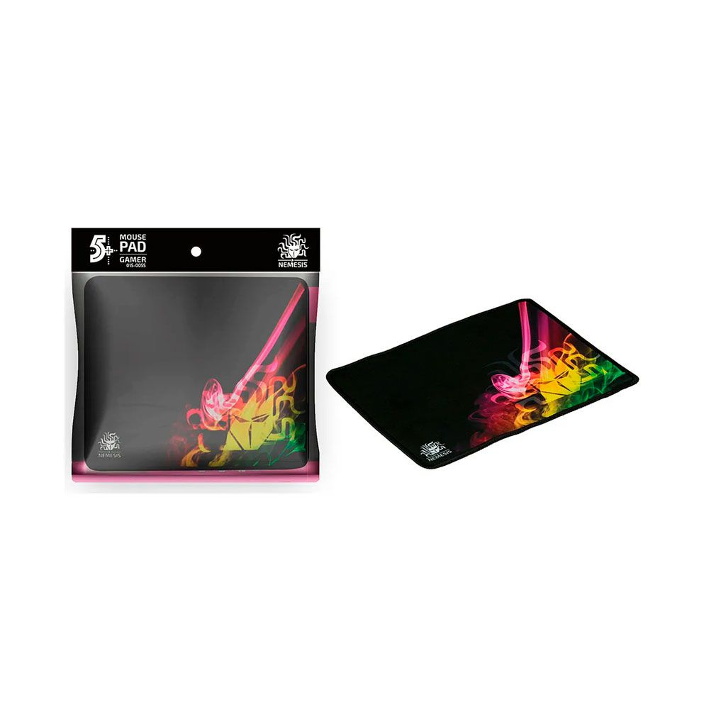 Mousepad Gamer Nemesis NM-837 - 015-0055 250x210x2
