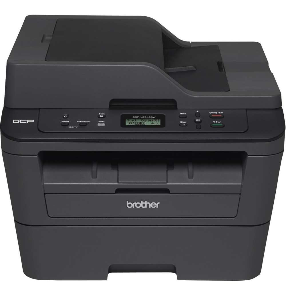 Multifuncional Brother Laser Mono DCP-L2540DW, Dup, Rede, WR*