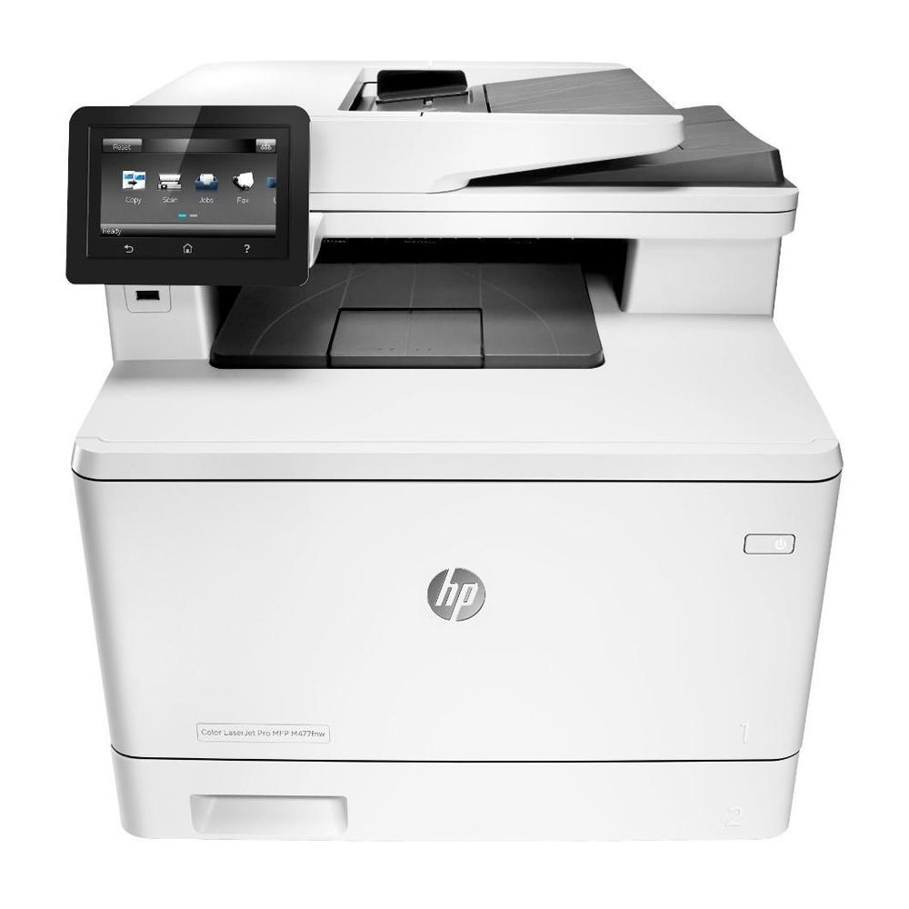 MULTIFUNCIONAL HP LASER COLOR PRO M477FNW 28/28PPM/CM 50.000*