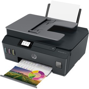 MULTIFUNCIONAL HP SMART TANK 532 - COM WIRELESS E COM ADF - 5HX16A#696