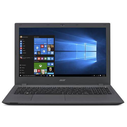 Notebook Acer Aspire E5-573-32gw Intel Core I3-5015u 4gb Ddr3 500gb Windows 10 Professional 15.6""