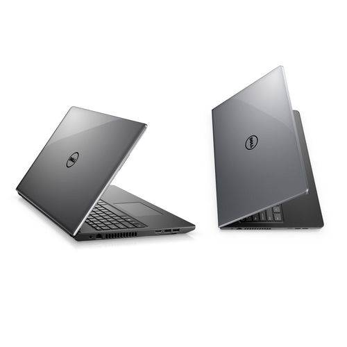 Dell Notebook Vostro 14 3468 Intel Core i5 7200U 2C 2.5GHz, Tela 14pol., 8GB RAM, 1TB HD, Wi-Fi, BT 4.0, Win10 Pro210-AKNX-61FK-DC052