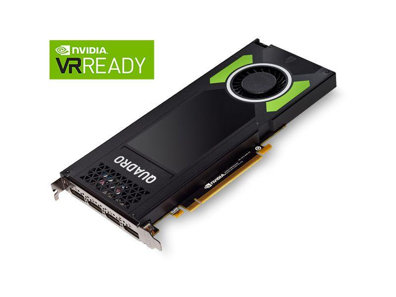 NVIDIA 8GB DDR5 256BIT - VCQP4000-PB - P4000 DP QUADRO