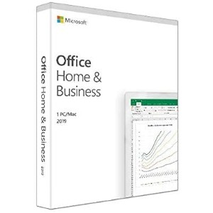 Microsoft OFFICE HOME AND BUSINESS 2019 FPP - T5D-03336LIC