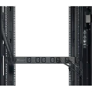 PDU RACK BáSICA 1U 14,4 KW 208V . - AP7516