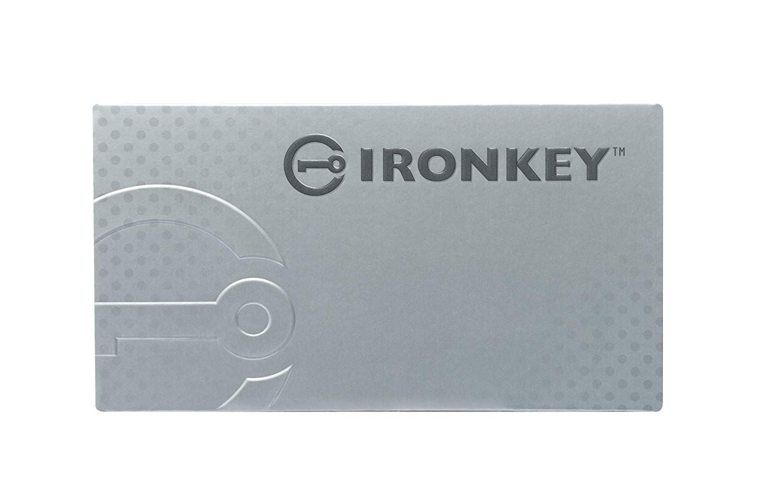 PEN DRIVE 16GB USB 3.0 IRONKEY-IKS1000B/16GB - IKS1000B/16GB