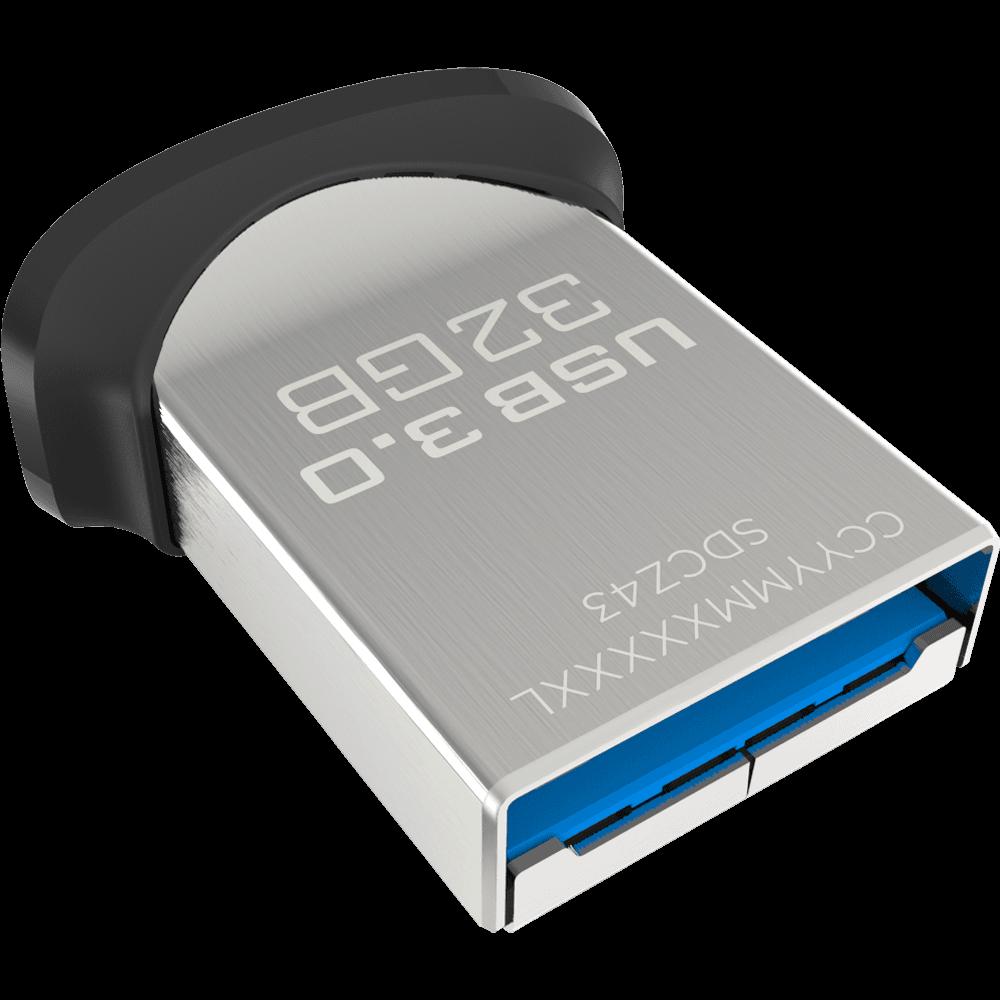 PEN DRIVE SANDIS 32GB ULTRA USB 3.0 SDCZ48 - SDCZ48-032G-U46
