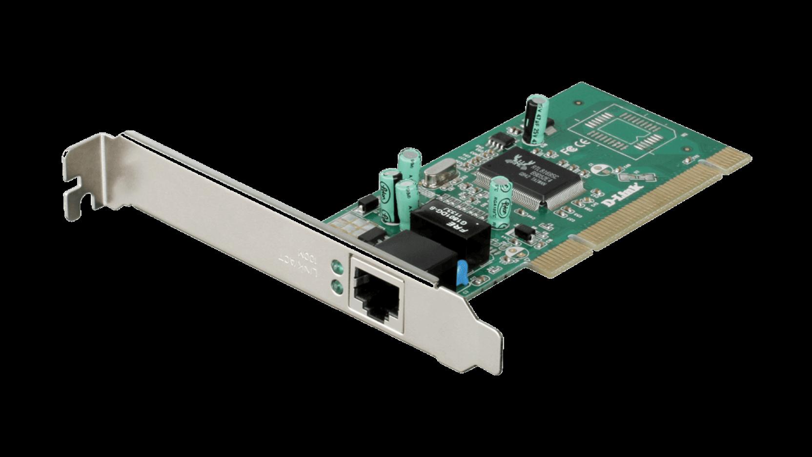 Placa de Rede PCI 10/100/1000 D-Link DGE-528T*