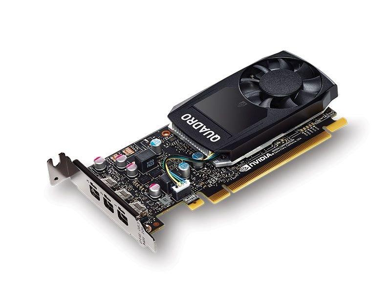 PLACA DE VIDEO NVIDIA QUADRO P400 2GB GD - 4X60N86656