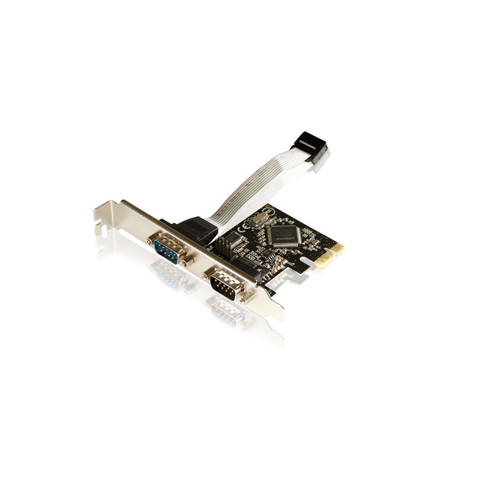 Placa PCI Express2 portas seriais