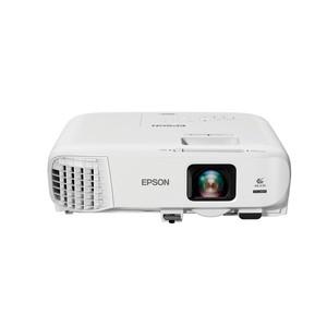 Projetor Epson 3600 Lumens Powerlite U42+ 1280 x 800 | HDMI, RCA, USB, VGA, Wi-Fi - V11H846021*
