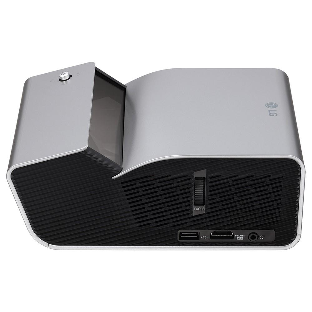 Projetor TV Portátil LG Minibeam HDTV 80´ com Bluetooth PH450U