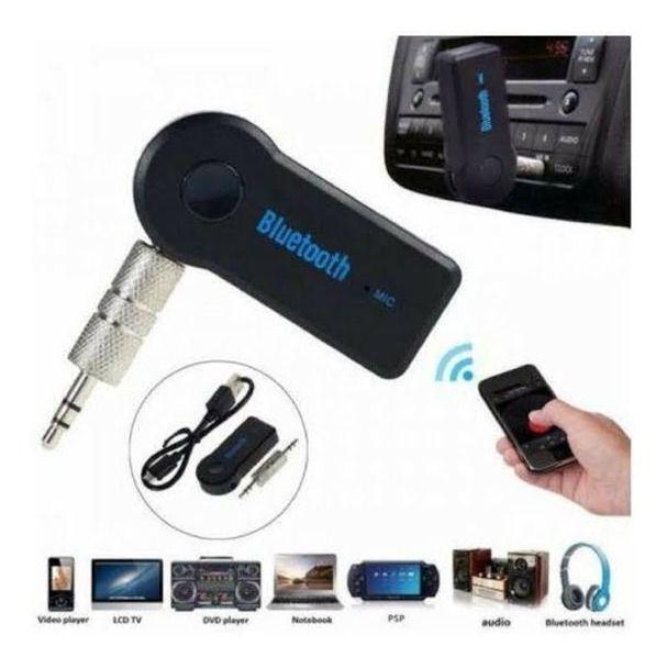 Receptor Bluetooth Receiver P2 Musica Celular Para Som Carro - BT-REVEICER