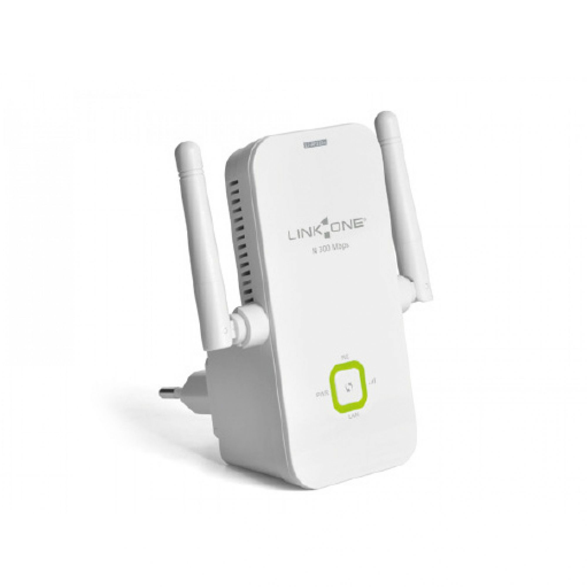 Repetidor Expansor de Sinal Link 1 One 300Mbps L1-AP312N Wireless