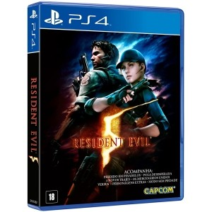 Sony Playstation RESIDENT EVIL 5 REM PS . - CP2428AN