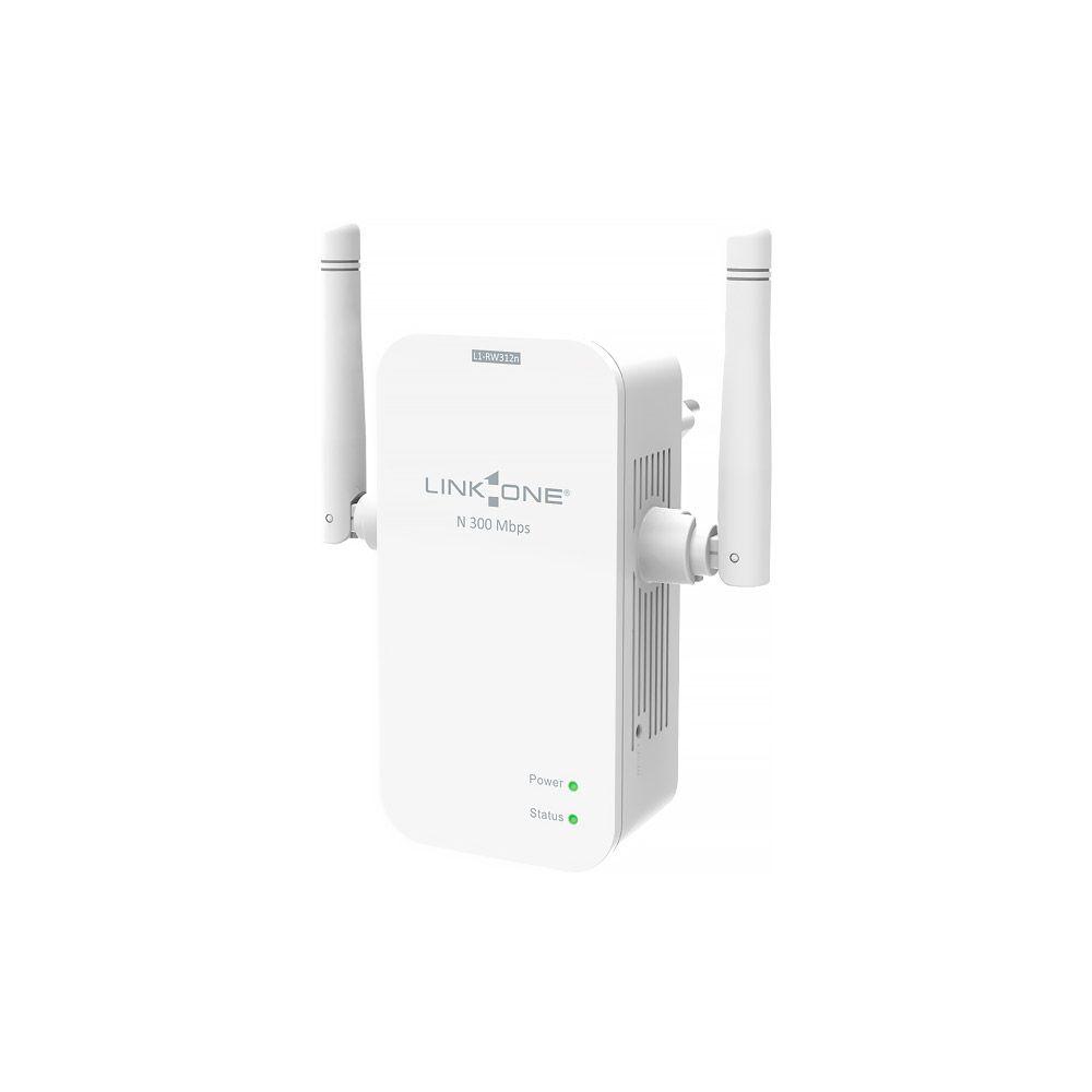 Roteador 300Mbps Link 1 One Nano L1-RW312N Wireless