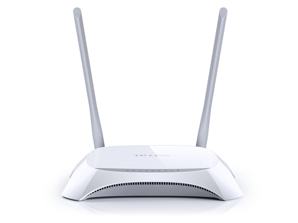 Roteador 300Mbps TP-Link 3G/4G TL-MR3420 Wireless - G032000095