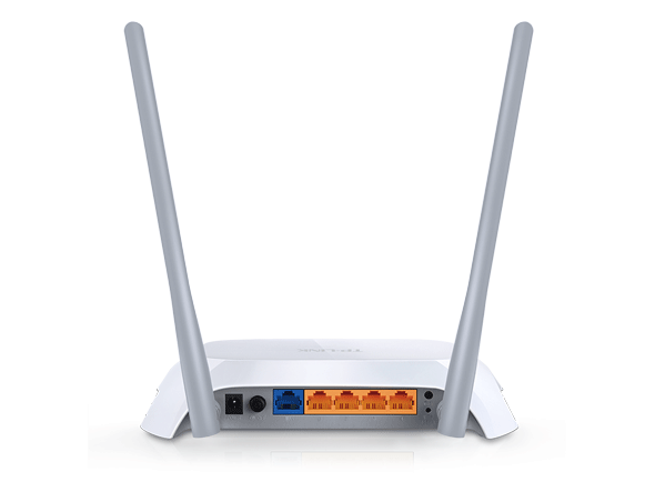 Roteador 300Mbps TP-Link 3G/4G TL-MR3420 Wireless
