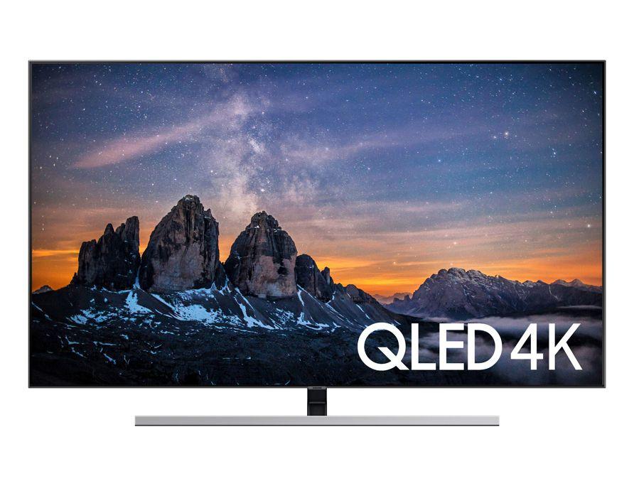 """SAMSUNG SMART TV QLED 75"""" 4K Q80 PONTOS QUANTICOS, DIRECT FULL ARRAY 8X HDR1500, UNICA CONEXÃO"""