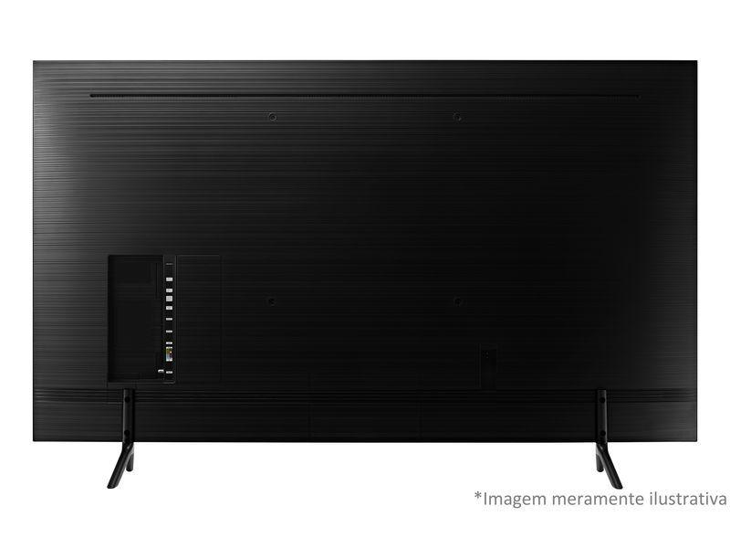 """SAMSUNG SMART TV UHD 4K RU7100 49"""", VISUAL LIVRE DE CABOS, CONTROLE UNICO E BLUETOOTH"""
