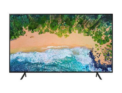 """SAMSUNG UN43NU7100 -  TV LED 43"""" SMART TV 4K UHD 3HDMI 2USB PRETO"""