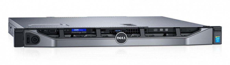 SERVER DELL R630 XEON E52620V4 16GB 1X300GB DVDRM 3 ON SITE 24X7