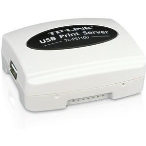 SERVIDOR DE IMPRESSAO USB 1 ETHERNET USB 2.0 - TL-PS110U