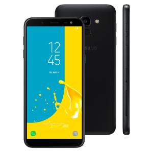 SMARTPHONE GALAXY J6 TV PRETO 32 GB